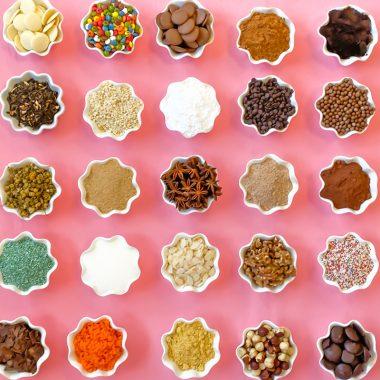 Obrador Fast Pan y Pasteles Ingredientes