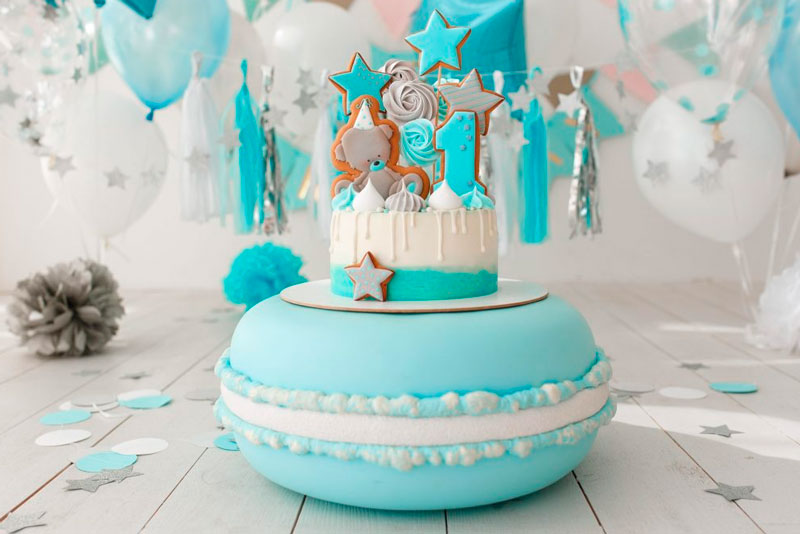 Decoración de tartas personalizadas